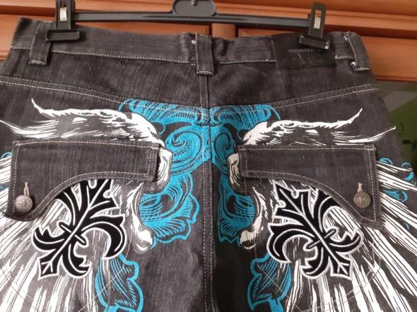 Spodnie skajtowskie