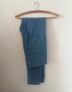 Spodnie jeansy z wysokim stanem 38 M...