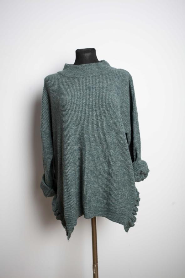 Sweter Vintage Oversize...