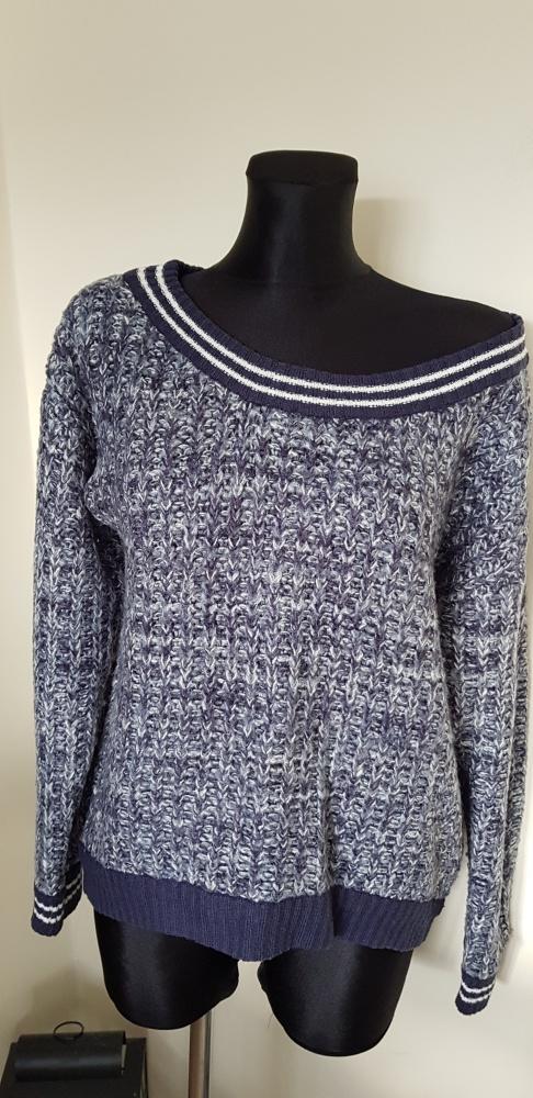 Sweter oversize M