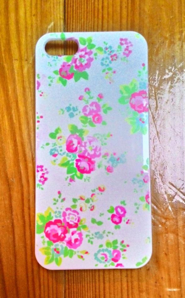 Nowe etui case iPhone 5 5S obudowa print wzór