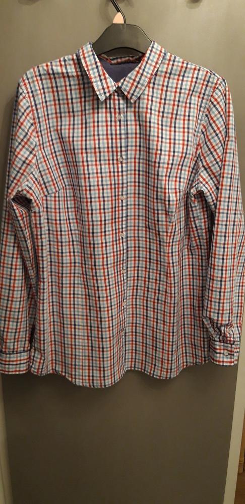 Koszula w kratę XL
