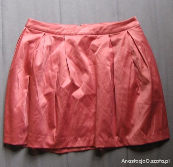 Nowa GINATRICOT spódnica morelowa L