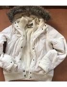 Bardzo ciepła kurtka...