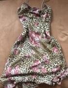 Sukienka w panterke...
