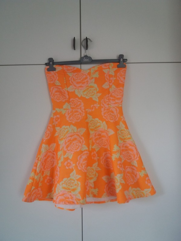 Neonowa sukienka missgiuded