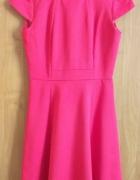 Malinowa sukienka 36 Dorothy Perkins