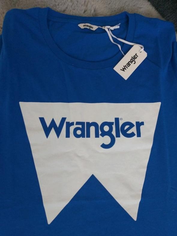 Nowy Tshirt Wrangler S