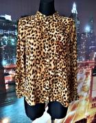 forever21 koszula modny wzór panterka luźny fason 38...