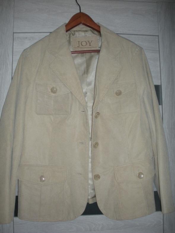 Odzież wierzchnia Skórzana kurtka