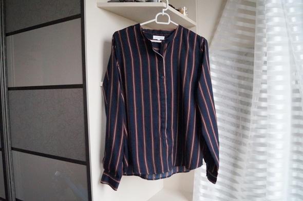 Elegancka koszula w paski M...