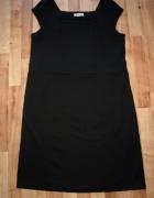 Czarna sukienka 44 46...