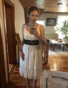 Piękna sukienka z poprawin...