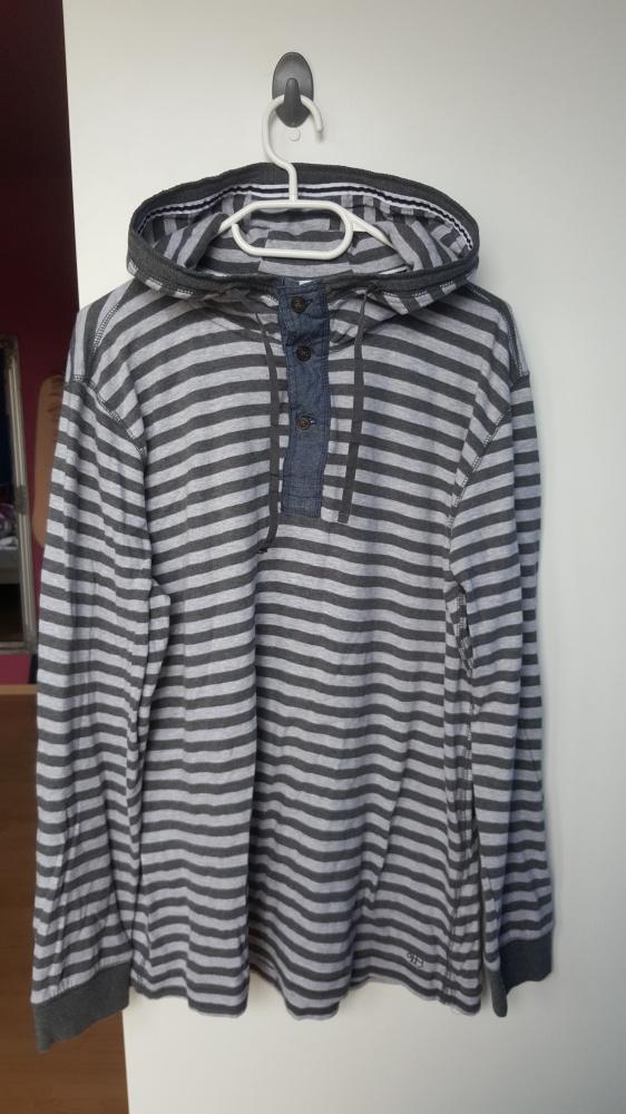 Bluzy Bluza z kapturem