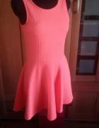 Sukienka neonowa...