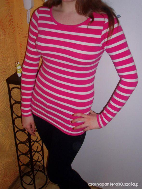 Bluzka w modne paski na 158