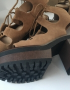 Sandały pull&bear r 38 nowe...