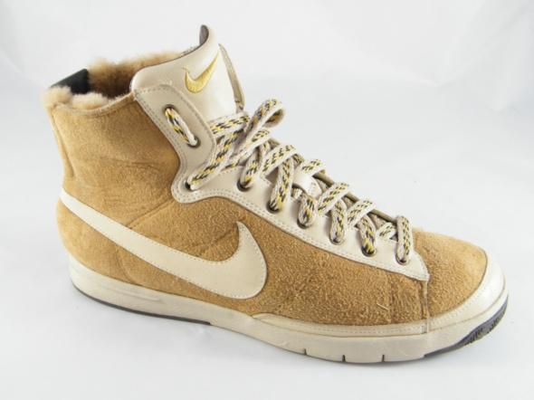 Nike ocieplane