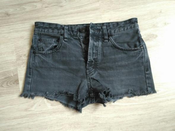 krótkie spodenki jeansowe 36...