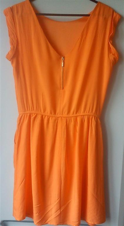 zip sukienka reserved 34
