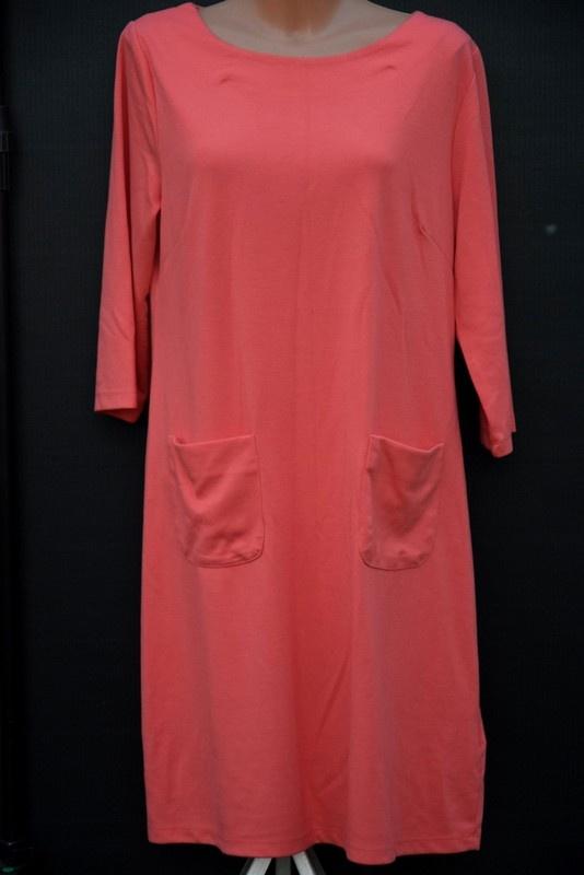 Fajna sukienka z kieszeniami