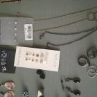 zestaw biżuterii