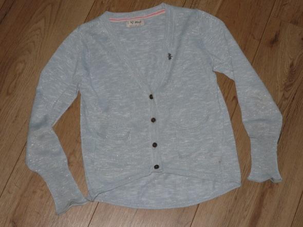rozm 122 128 NEXT cienki sweterek WAŻKA