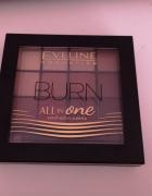 Paletka cieni Eveline BURN...