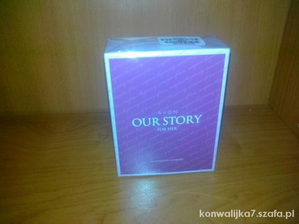 Our Story dla Niej 50ml avon