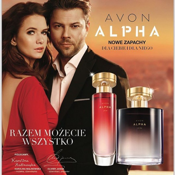 Avon Alpha dla Niej i dla Niego