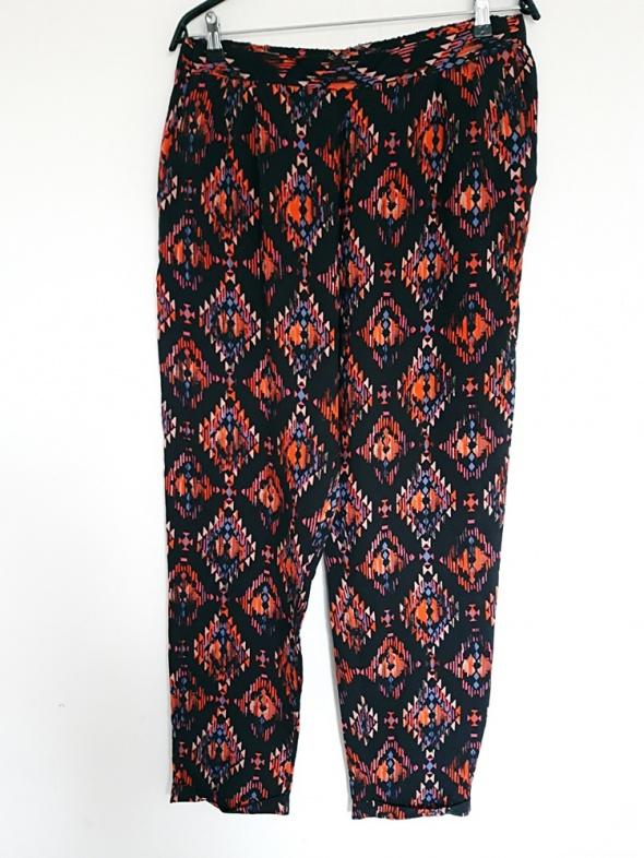 spodnie letnie New Look 42