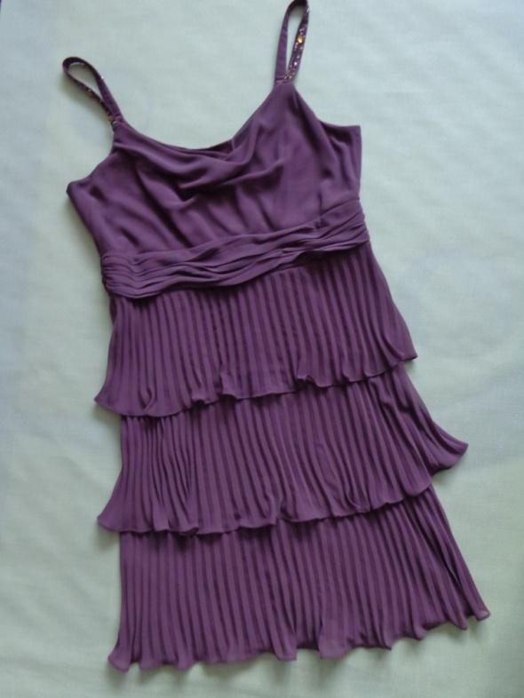 PATRA śliczna wieczorowa sukienka 44