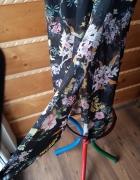 Spódnia w kwiatki H&M...