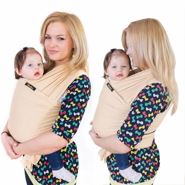 Chusta tkana do noszenia dzieci 70cm5m