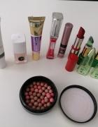 zestaw kosmetyków nowe i używane...