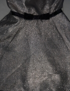 Złota sukienka Coast z kokardą L XL GOLD...
