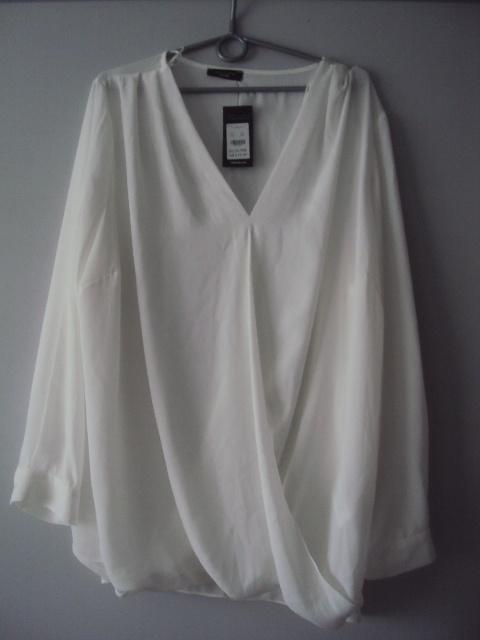 nowa zakładana bluzka