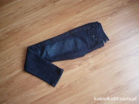 Ciemne spodnie JAK NOWE