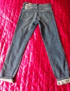 ZARA spodnie Jeansy...