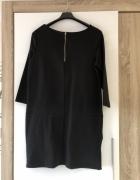 Czarna sukienka tuba Mohito r 36 S...
