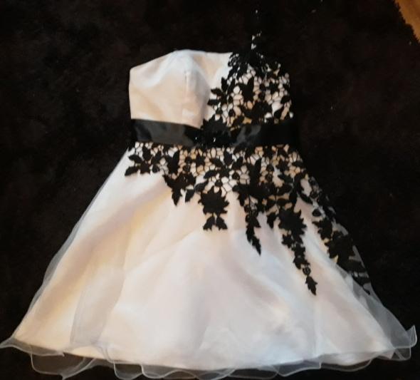 Sukienka do cywilnego M