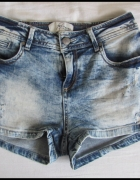 Reserved krótkie spodenki jeansowe szorty rozmiar 34 XS...