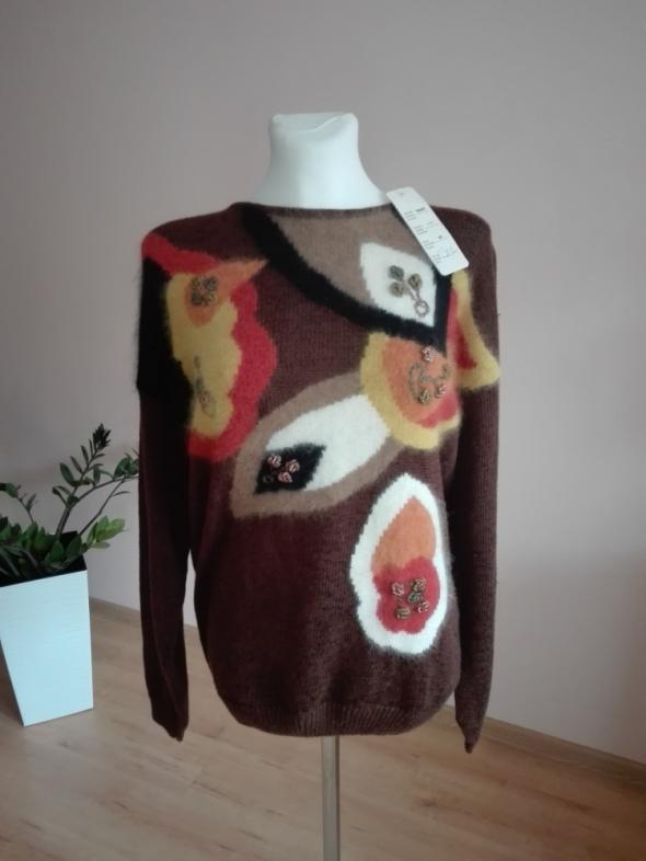 sweter damski...