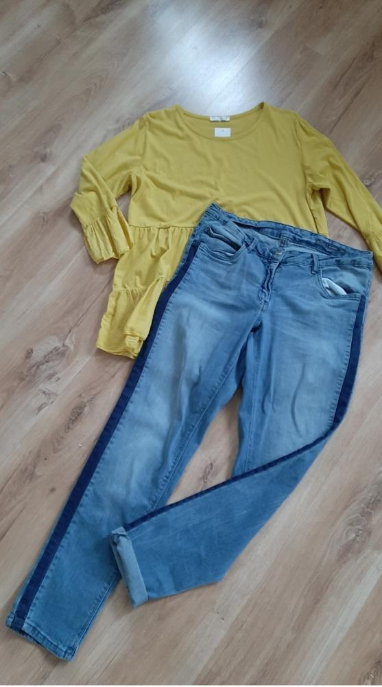Nowe jeansy slim