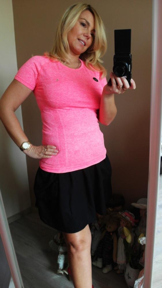 Nowa Bluzka Fitness