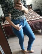 jeansy strecz...