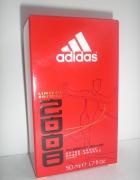 Męski płyn po goleniu Adidas Passion Game edycja limitowana 50 ...