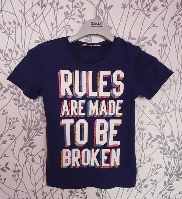 Tshirt chłopięcy H&M 122 128