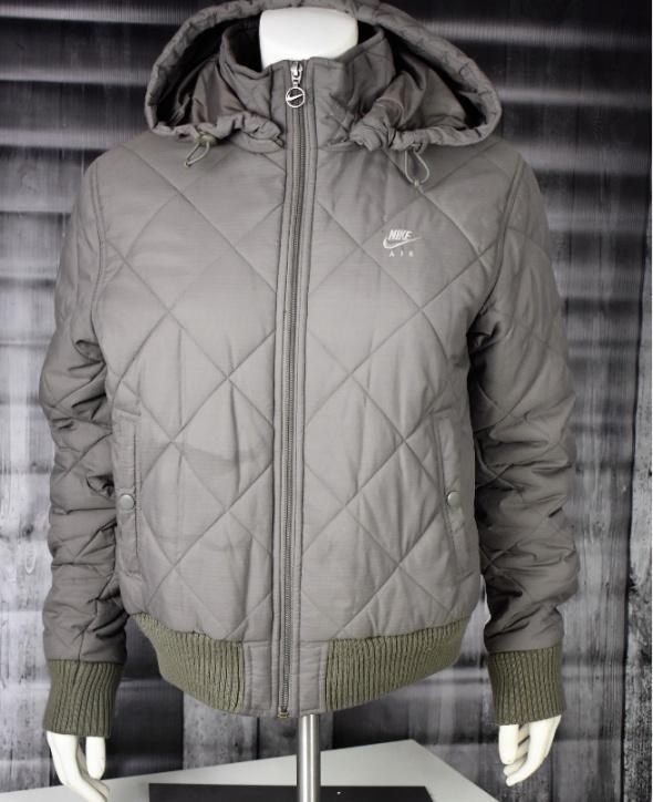 nike kurtka zimowa M L pikowana