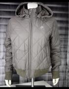 nike kurtka zimowa M L pikowana...